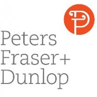 Peters, Fraser and Dunlop logo image